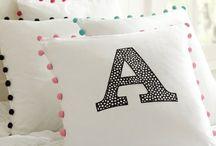 poduszki materiałowe
