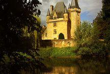 Kastélyok, várak l Castles