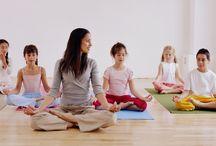 Mindfullness and yoga for kids