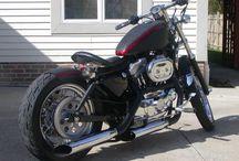HARLEY DAVISON #dub / Harley Davidson Iron 883 #dub #itsdub