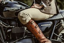 Retro Classic Vintage Motorcycle Clothing @ Legacy