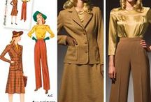 i hoard sewing patterns / by Rachel H