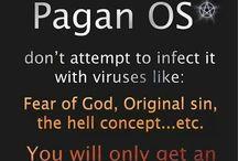 Pagan awesome