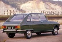 Renault 16 / 20 / 25 / 30 / saffrane