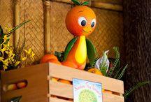 Disney ~ Orange Bird