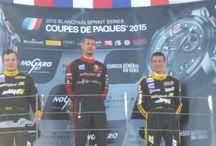 Julien François lauréat 1ère sélection ellip6/Yvan Muller Racing 2015 / Course automobile Mitjet 2L saison 2015