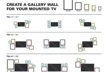 tv wall sofa