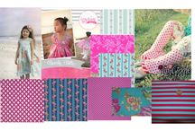 Spring 2015 / New fabrics for 2015 to pair with your Izzy & Ivy patterns for spring!