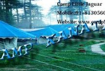 Dhanaulti Camp / Call @ 91+9999600365, Dhanaulti hill stations perked with an impressive elevation at a height of 2,286 meters on top of the ocean level. Usually hill station situated and settled between the 2 thrill purpose of Mussoorie and Chamba road disciplined within the Tehri district of Uttarakhand State.  Website: http://camplittlejaguar.in/