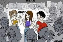 Deaf Pride! / Inspiring people and stories, ASL videos and more -- from the Deaf community  / by Phonak - Hearing Aids