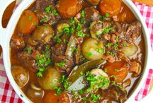 Recipes / Yukon Columnist Share their Recipes