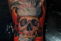Koch Tattoo