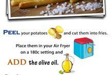 Air Fryer Ideas