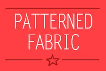 ~Patterned Fabric~ / Patterned Fabric
