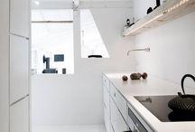 Interiors - Kitchen