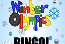 Winter Olympics / by Cheri Kneller