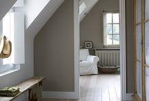 Interior Grey & linen