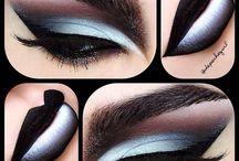 Eye makeup ②