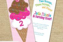 ice cream social birthday party