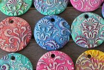 Clay Pendants
