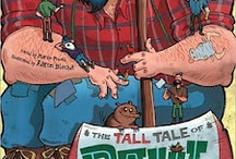 Tall tales / by Holly Penix