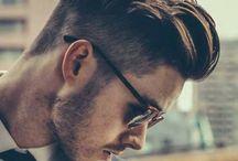 férfi haj divat