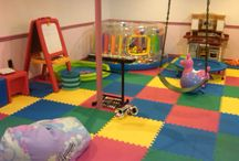 sensory play room