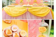 beauty & the beast party ideas