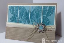 Butterfly cards / by Page Robinson