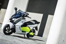 The new BMW C Evolution