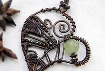 Wirewrap jewelry