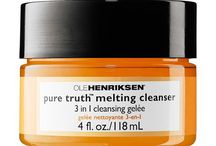 The Cleansers - other / Not a balm, not an oil but just as lush...