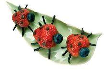 formas de fruta