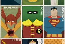 My Favourite Superheroes