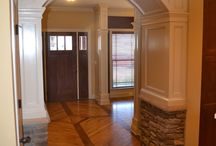 Foyers and Entryways / Design ideas for foyers and entryways that will impress your guests from the moment they walk through your door.