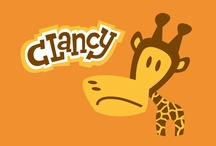 All About Clancy / by Paul Frank The Official Page