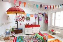 kids room / Kids rooms  / by Kylee Bildner-Gray