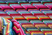 Crochet/Knitted blanket