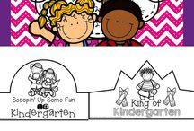 First days kindergarten