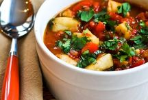 Soups & Stews / Nothing more comforting. / by Isabella Horning