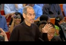 Steve Jobs at Public address & conference videos / Steve Jobs was in high demand being the wildly successful Apple co-founder. He frequently spoke at conferences and made a few public speeches. Watch them all here!
