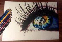 colored pencil / by Laura Alena