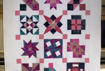 Modern Quilts / As a quilter I love the really innovative quilt patterns and quilting designs that are available today.