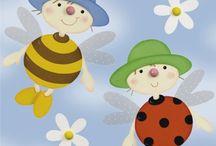 dekoráció / ablak dekorációk a gyerekeknek, minden évszakra, alkalomra