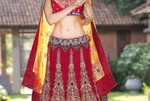 EXCLUSIVE LEHENGHA CHOLI / COME AND ENJOY THE TRADITION  WITH US....