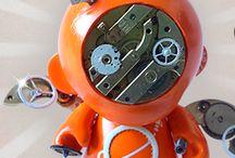 ¿Qué hace el robot soyooz? / Diseñado por Oniroso y producido en la estación soyooz, te ayuda para que compres sin equivocarte.