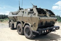 Tatrapan Armored Personnel Carrier