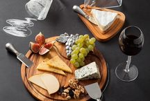 peynir şarap makarna / yemek