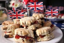 Anglo-American Party Ideas