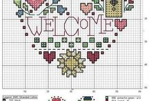 Cross Stitch / by Pat Foster